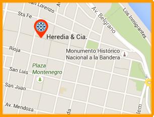 Ir a Google Maps en Rosario